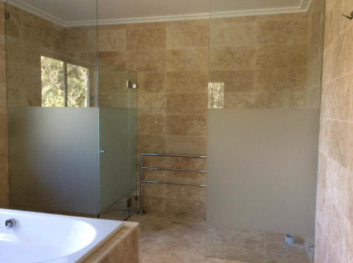 3M Frosted film for the shower JPG