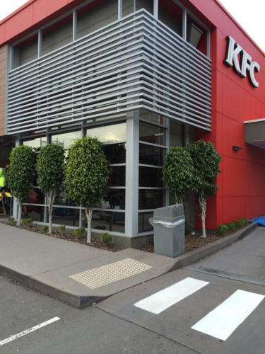 KFC Newcastle Siver 35 Solar Film