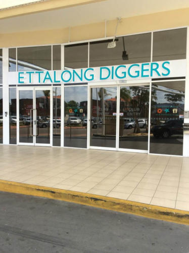 Solar film at Ettalong Diggers